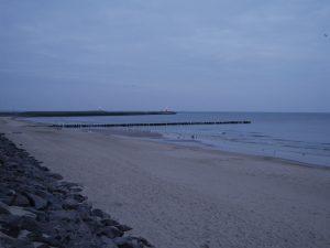 Mit dem Minicamper nach Kolobrzeg - Wintercamping an der polnischen Ostsee by Birgit Strauch