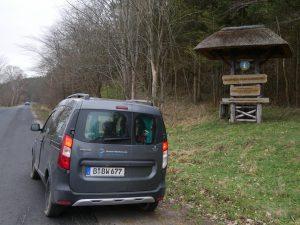 Minicamper Tour durch Hinterpommern nach Kluki by Birgit Strauch