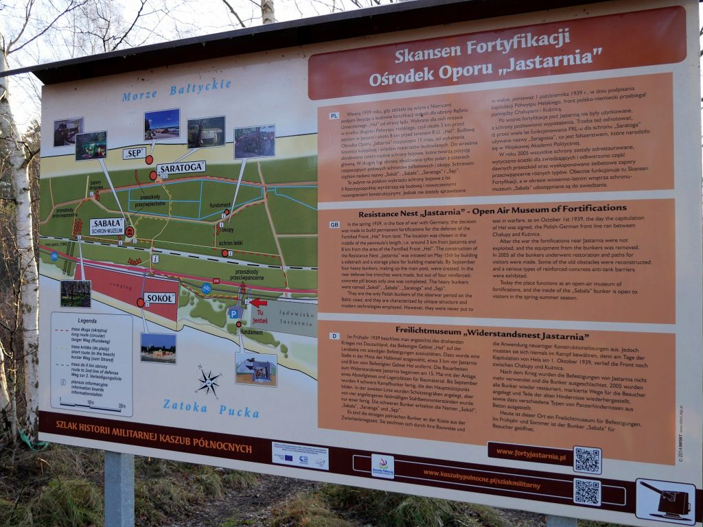 Minicamper Tour nach Jastarnia by Birgit Strauch