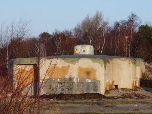 Bunker von Jastarnia by Birgit Strauch