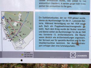 Minicamper Tour nach Hel by Birgit Strauch