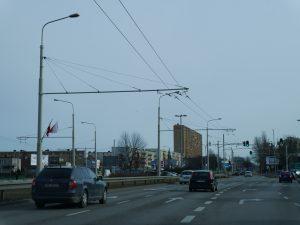 Mit dem Minicamper bei Gdyna by Birgit Strauch