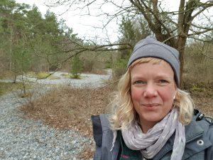 Minicamper Tour zu den Feuersteinfeldern auf Rügen by Birgit Strauch