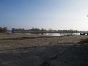 Militärisches Sperrgebiet bei Göttlin an der Havel by Birgit Strauch