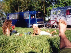 Leben im Robur Camper by Birgit Strauch