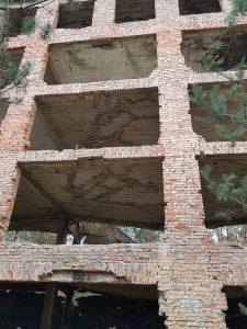 Minicampertour zu der Ruine von Prora auf Rügen by Birgit Strauch