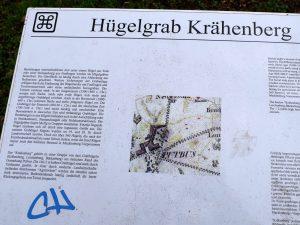 Hügelgrab Krähenberg by Birgit Strauch