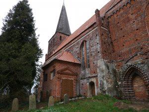 Kirche St. Maria Magdalena zu Vilmnitz by Birgit Strauch