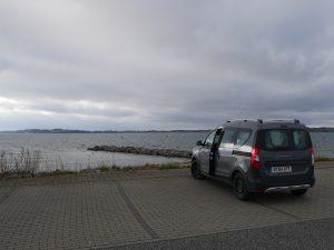 Minicamper Tour nach Gager auf Rügen by Birgit Strauch