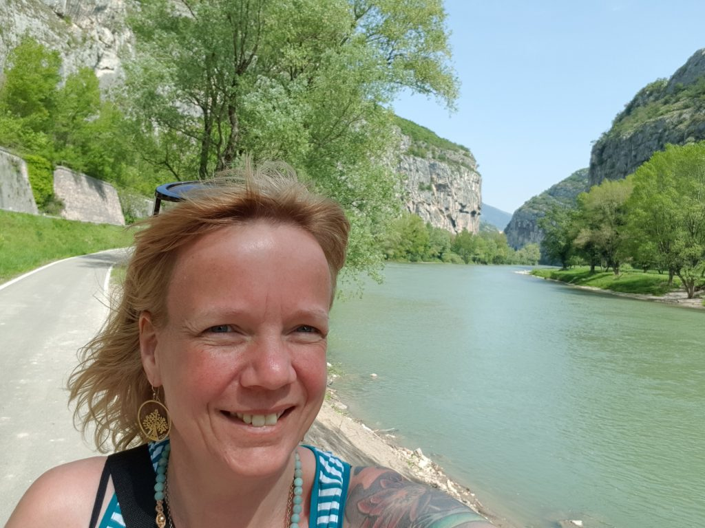 Minicamper Tour entlang der Etsch by Birgit Strauch