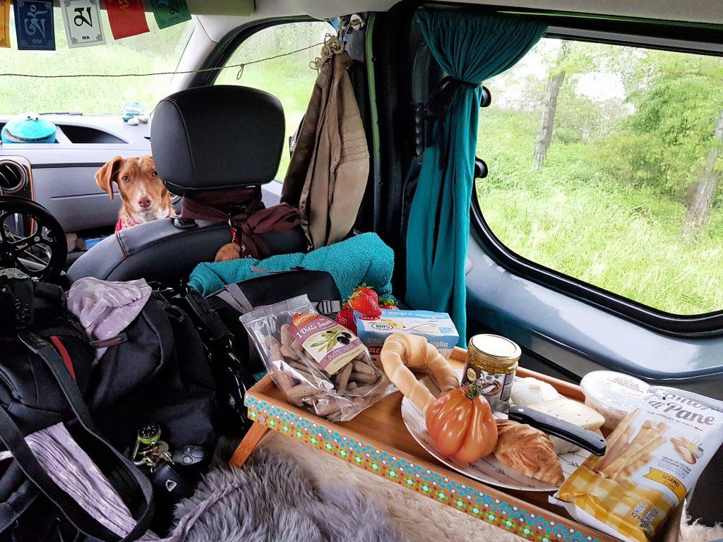 Minicamper Tour nach Sermide an den Po by Birgit Strauch
