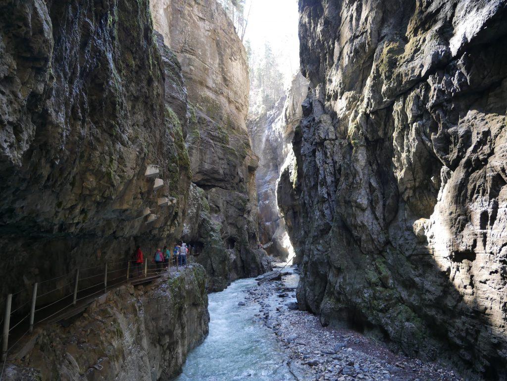 Minicamper Tour zur Partnachklamm by Birgit Strauch