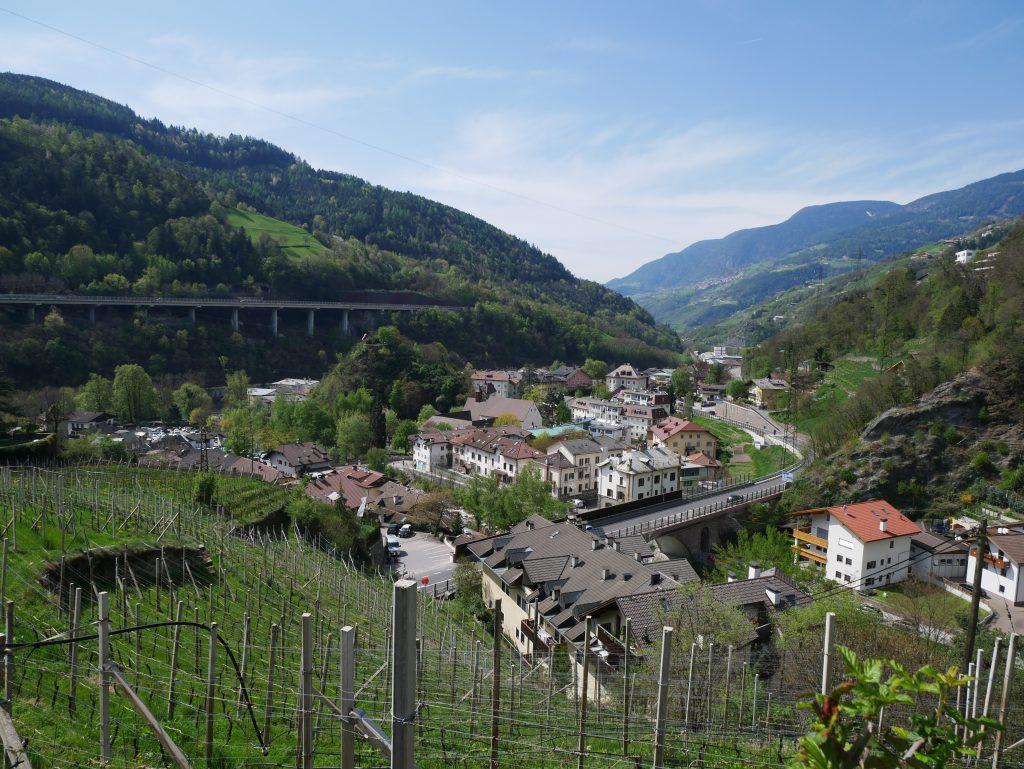Wanderung von Klausen zum Kloster Säben by Birgit Strauch