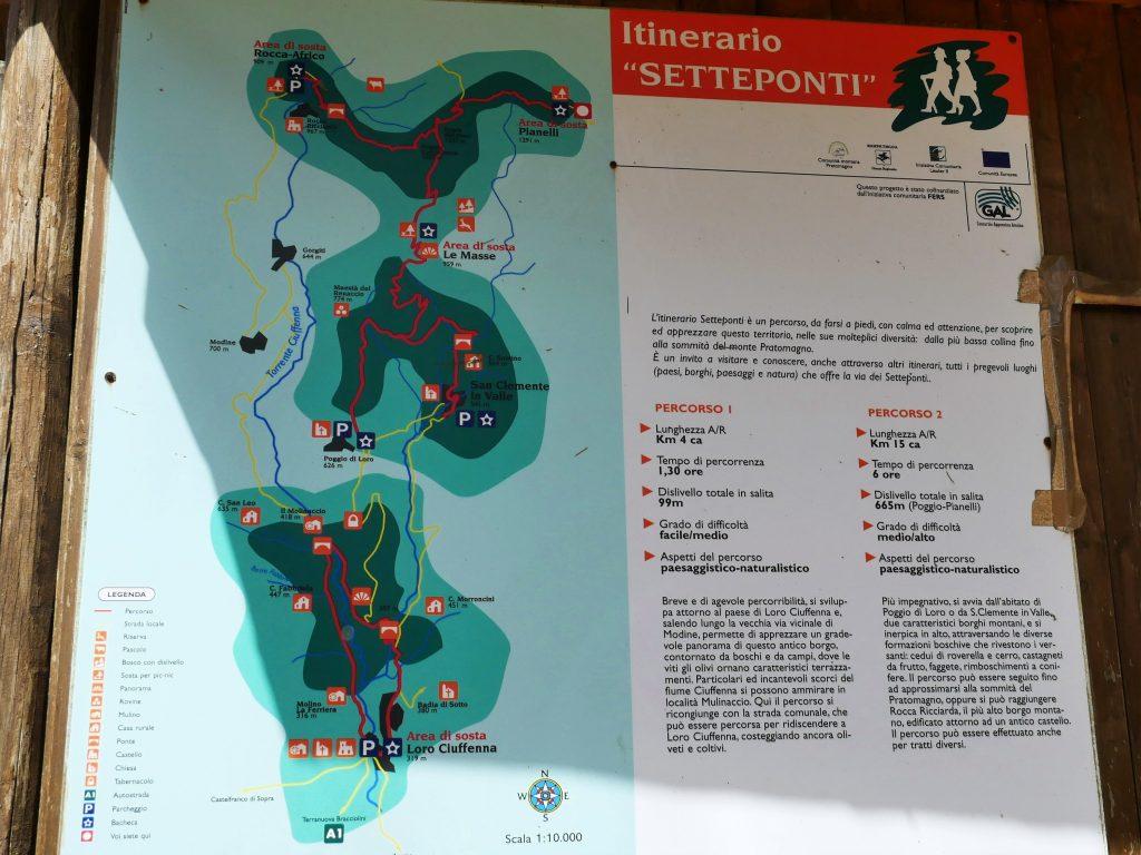 Minicamper Tour zum Croce del Pratmomagno by Birgit Strauch