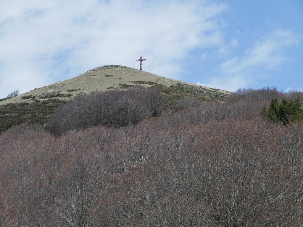 Wanderung zum Croce del Pratomagno by Birgit Strauch