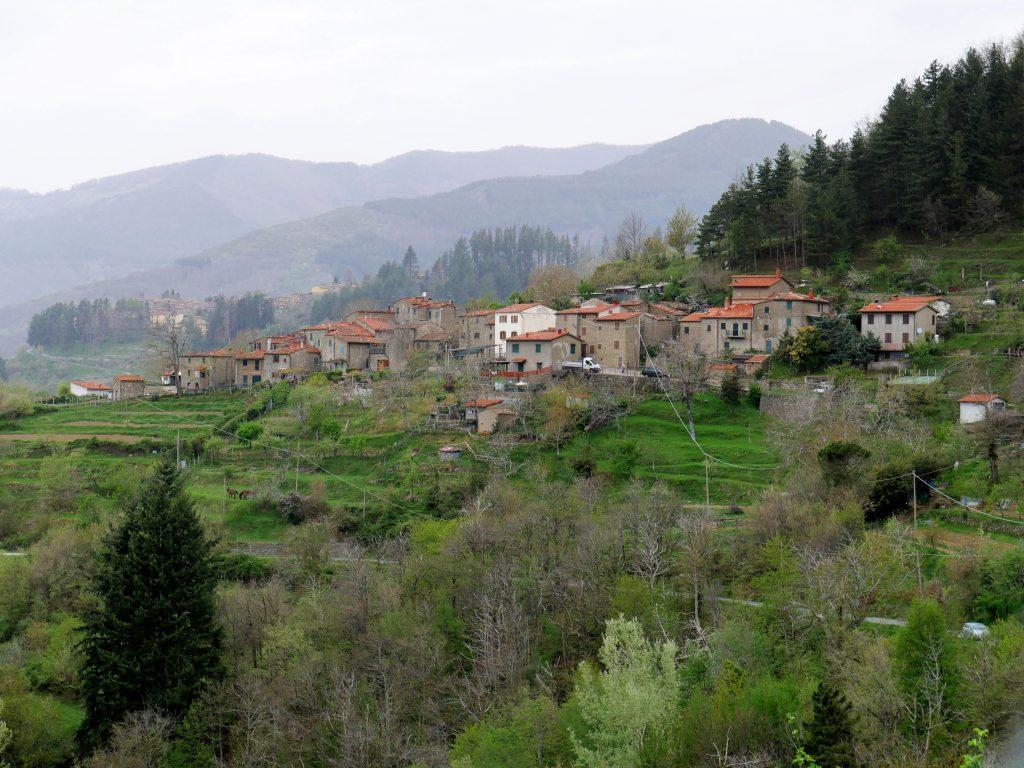 Chiassaia im Pratomagno Gebirge by Birgit Strauch