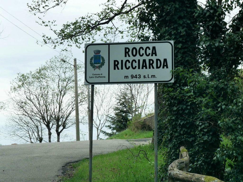 Minicamper Tour nach Rocca Ricciarda by Birgit Strauch