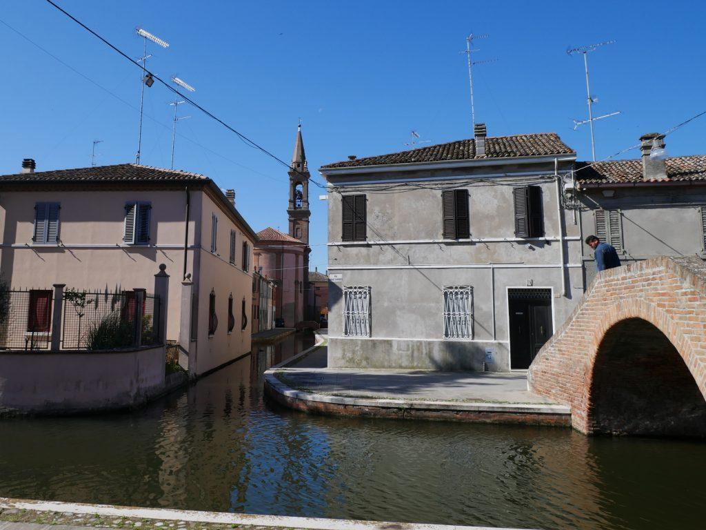 Minicamper Tour nach Comacchio by Birgit Strauch