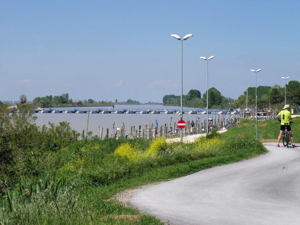 Po Delta in Italien by Birgit Strauch