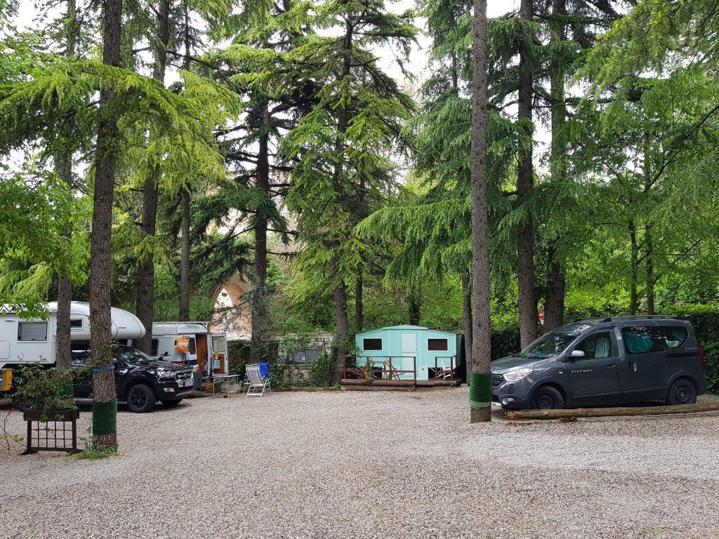 Camping Castel San Pietro Verona by Birgit Strauch