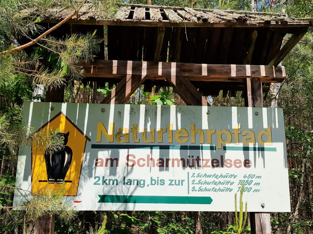 Naturlehrpfad am Scharmützelsee by Birgit Strauch