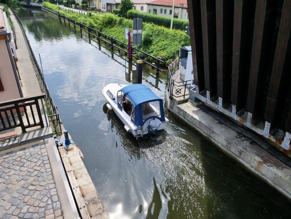 Zugbrücke von Storkow by Birgit StrauchZugbrücke von Storkow by Birgit Strauch