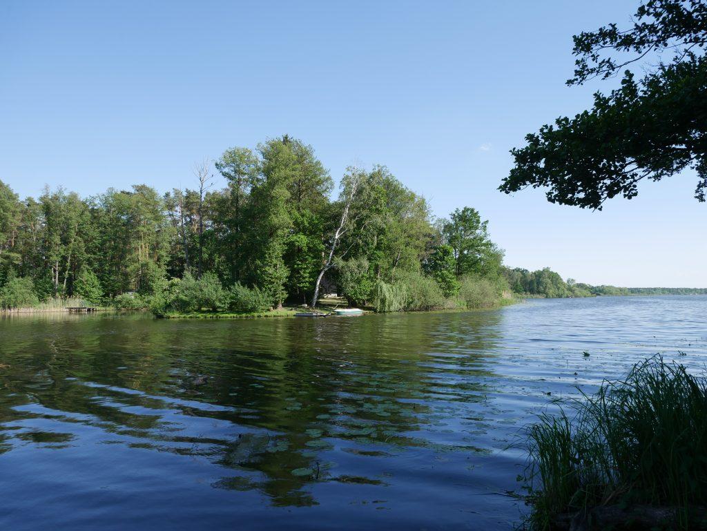 Neuendorfer See by Birgit Strauch
