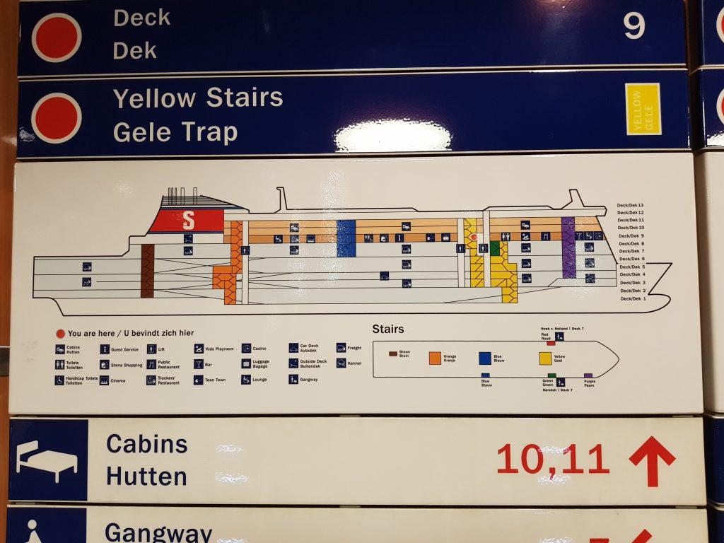 Stena Line nach Harwich by Birgit Strauch