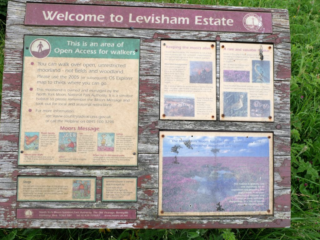 Levisham Estate by Birgit Strauch
