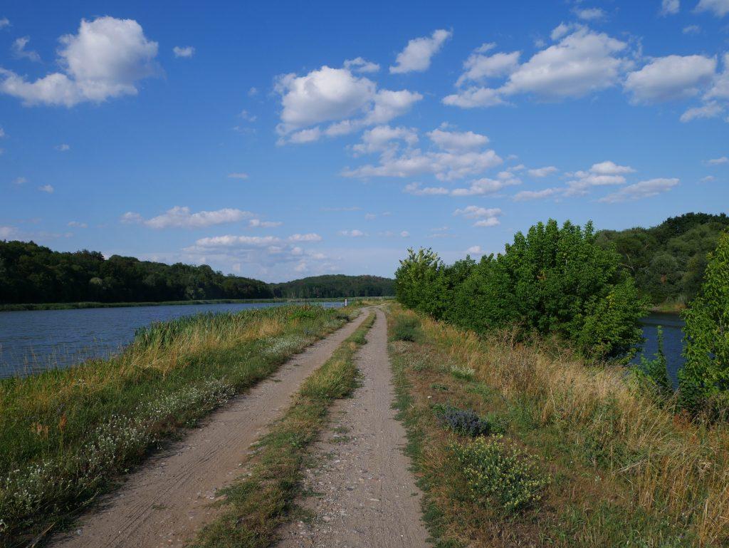 Von Alt Galow nach Stolpe by Birgit Strauch