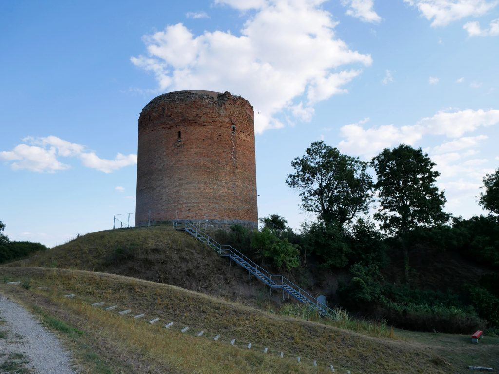 Stolper Turm by Birgit Strauch