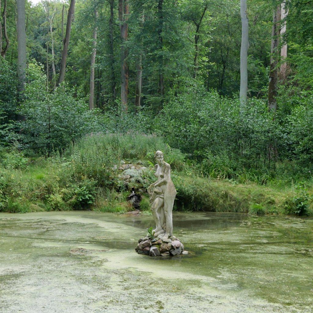 Im Tal der Liebe in Polen by Birgit Strauch