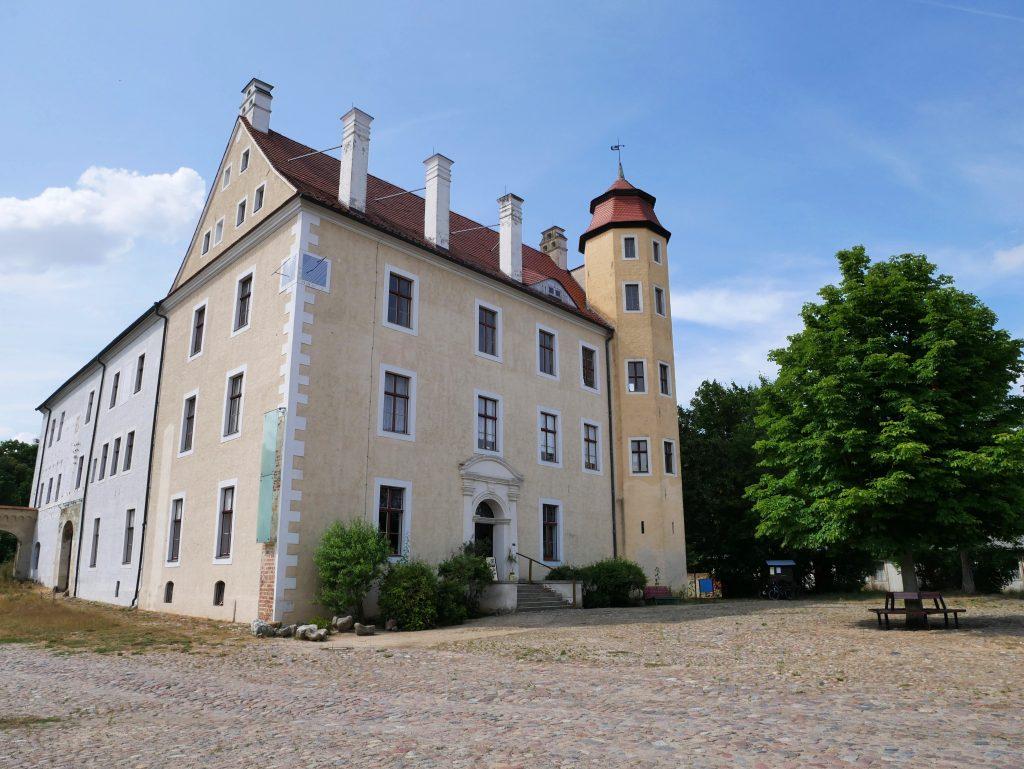 Schloss von Penkun by Birgit Strauch
