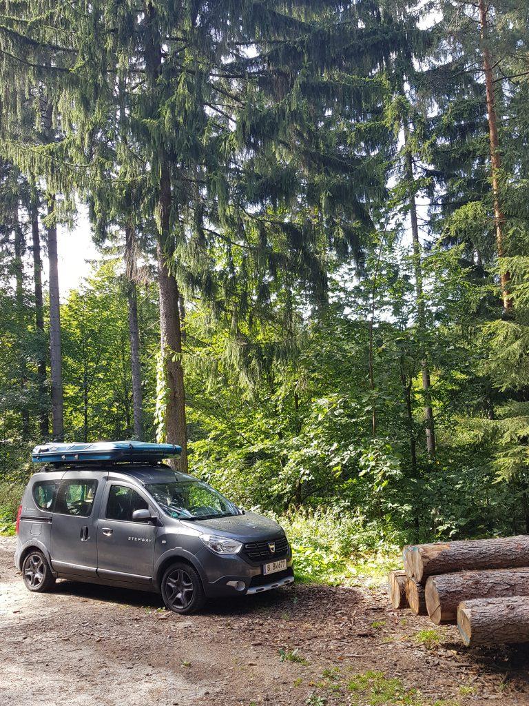 Freistehen bei Oybin & Kelchsteine by Birgit Strauch