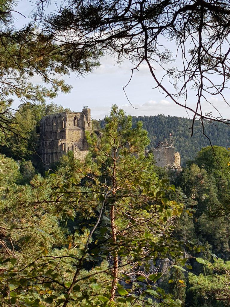 Freistehen und Wandern bei Oybin by Birgit Strauch