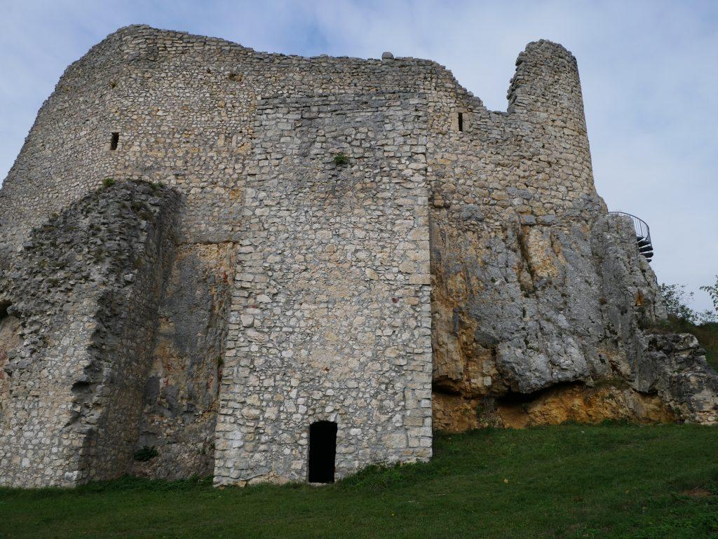 Ruine Falkenstein im Donautal by Birgit Strauch