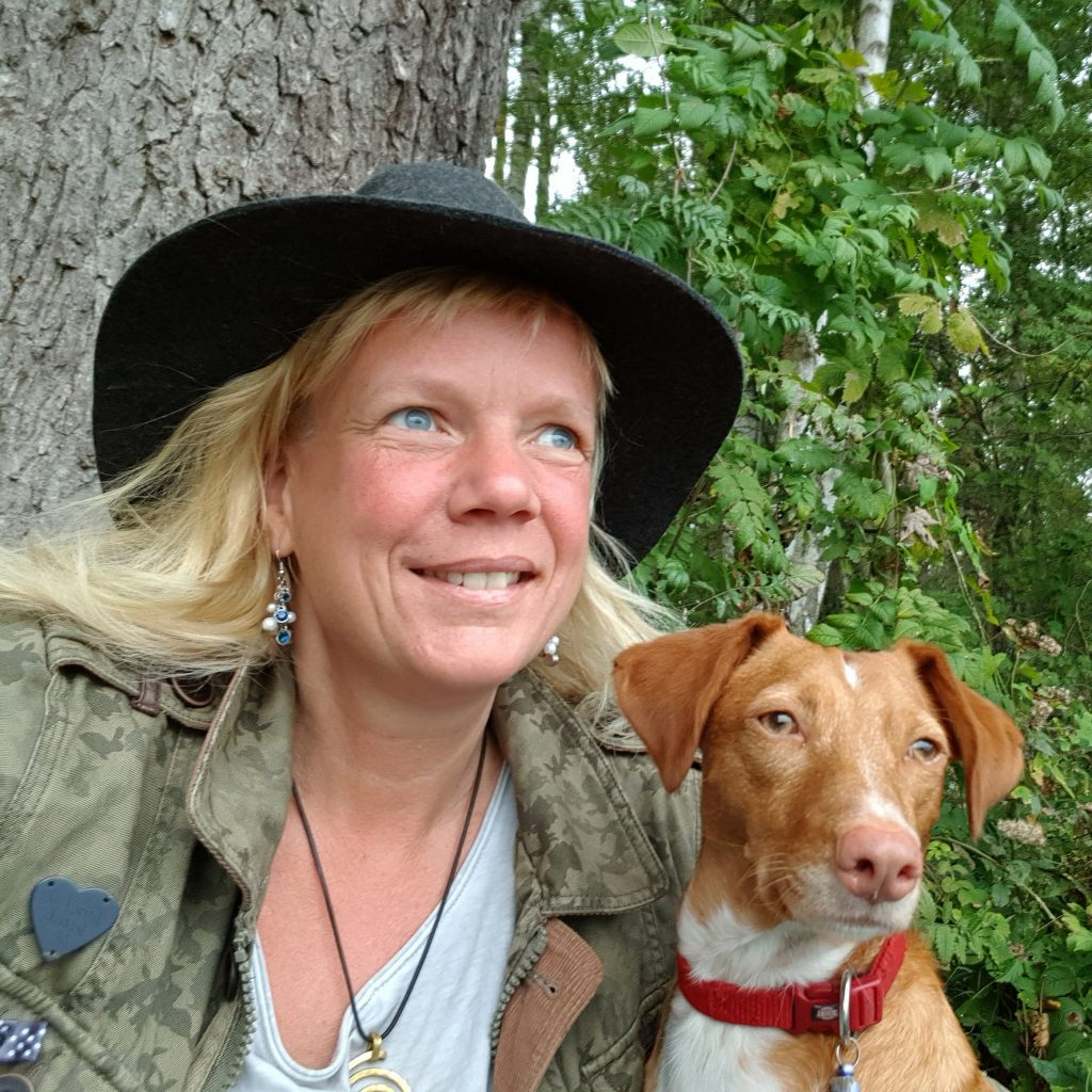 Birgit Strauch - bewusst wandeln