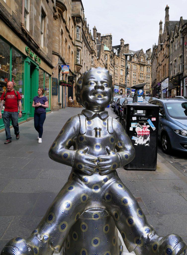 Edinburgh by Birgit Strauch