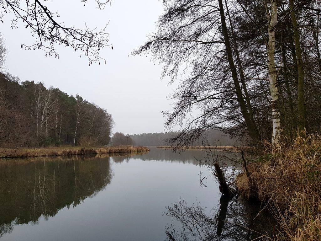 An der Dahme / Hermsdorfer Mühle by Birgit Strauch