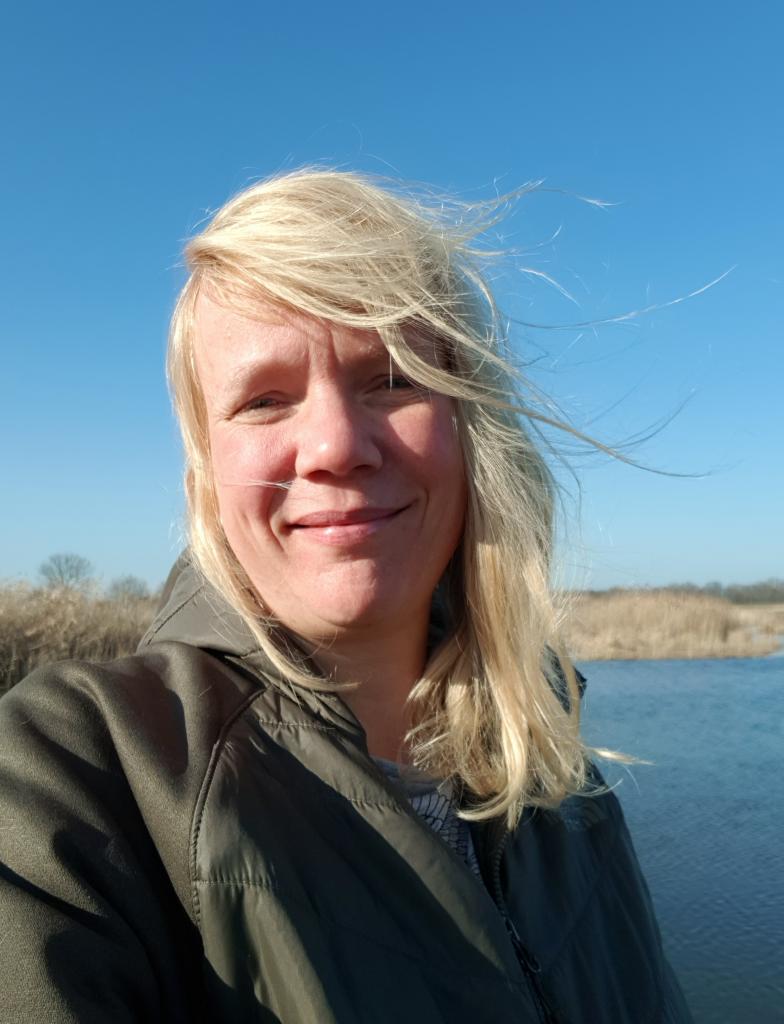 Mit dem Minicamper an die Oder by Birgit Strauch