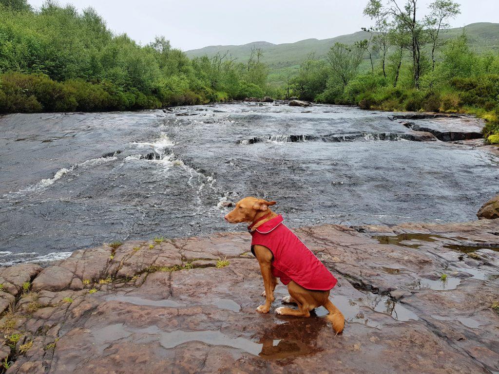 Victoria Falls Schottland by Birgit Strauch