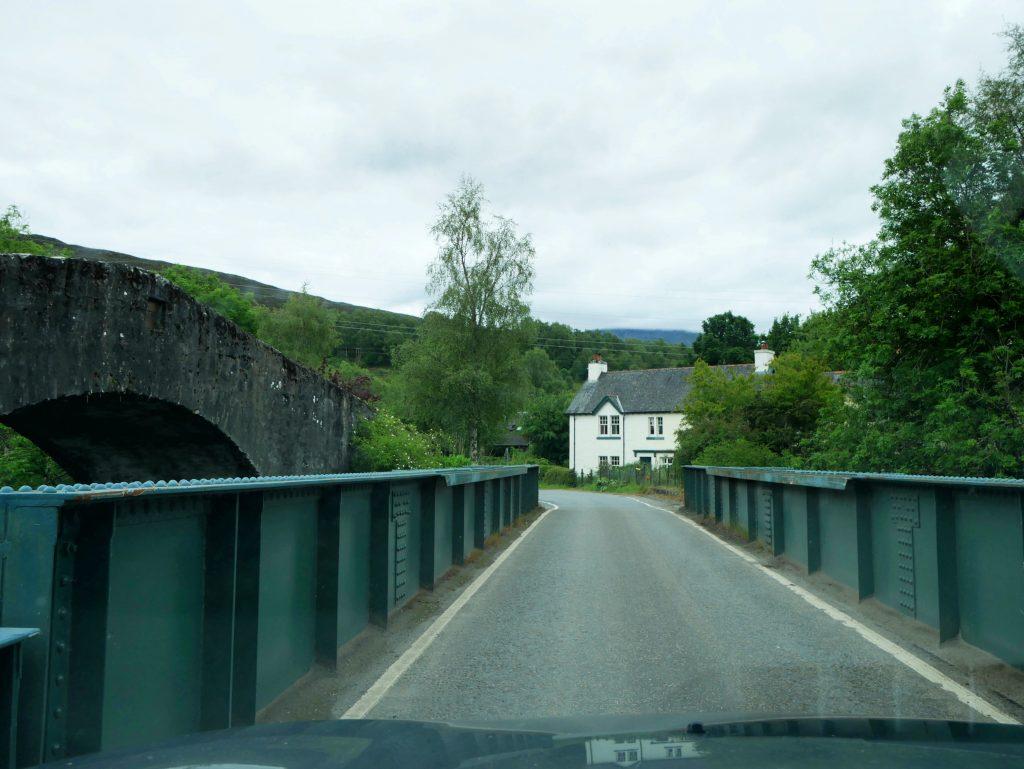 Mit Minicamper und Dachzelt nach Schottland