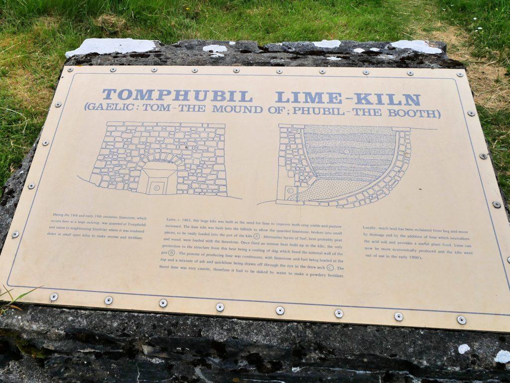 Tombhubil Lime-Kiln by Birgit Strauch