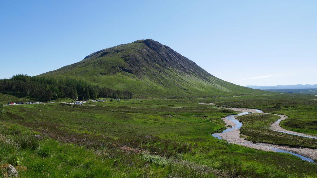 Mit Minicamper und Dachzelt durch Schottland