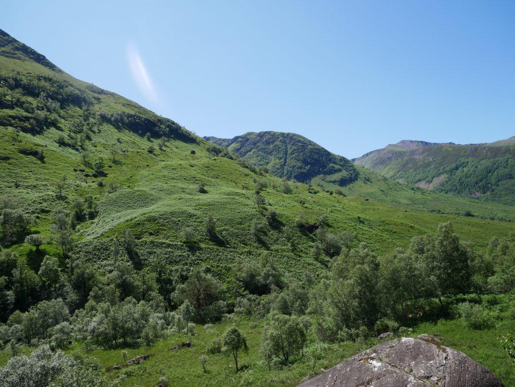 Mit Minicamper und Dachzelt durch Schottland by Birgit Strauch