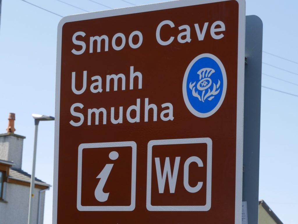 Smoo Cave by Birgit Strauch
