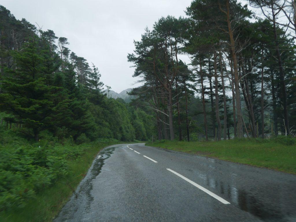 Von Ullapool nach Gairloch by Birgit Strauch