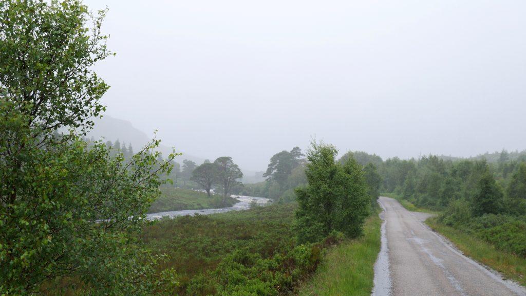 Torridon Estate Schottland by Birgit Strauch