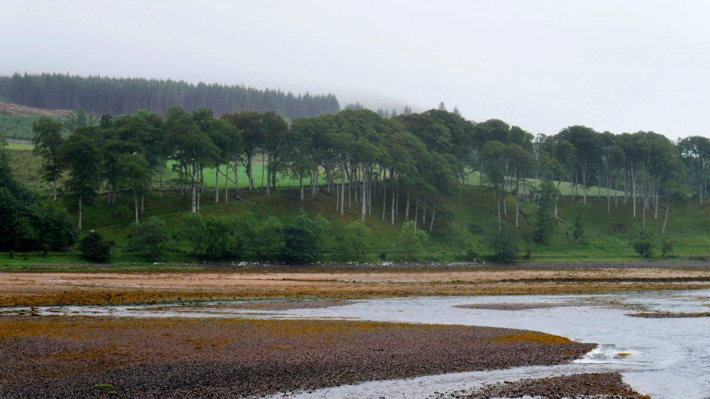 Applecross Schottland by Birgit Strauch