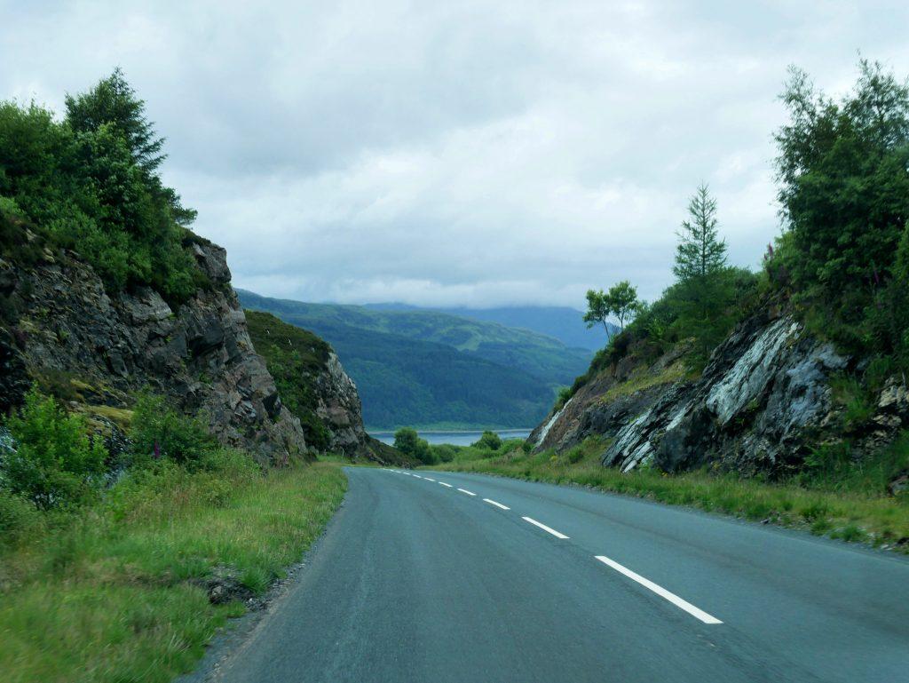 Auf nach Skye by Birgit Strauch
